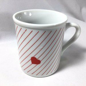Toscany Japan Valentine  Ceramic Coffee Mug